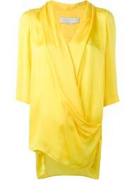 драпированная рубашка  Stella McCartney