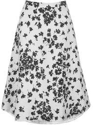 юбка А-силуэта с цветочным принтом Dorothee Schumacher
