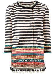пальто в полоску  Bazar Deluxe
