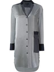 платье-рубашка в полоску Rag & Bone
