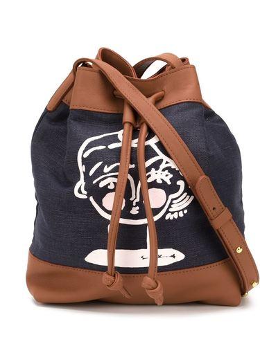 сумка-мешок 'Sally King Bendic' Lizzie Fortunato Jewels
