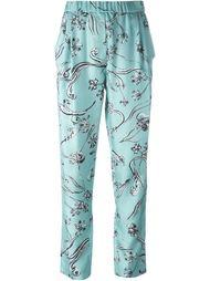 botanical print trousers  3.1 Phillip Lim