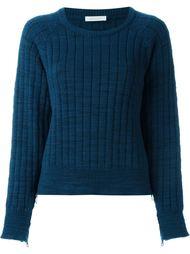 свитер в рубчик See By Chloé