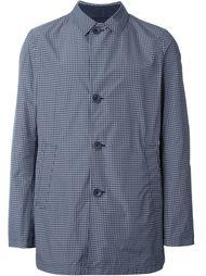 куртка в клетку  Herno