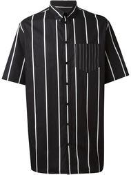 рубашка в полоску  Givenchy