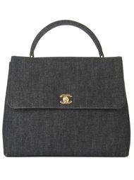джинсовая сумка-тоут  Chanel Vintage
