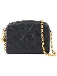 стеганая сумка на плечо  Chanel Vintage