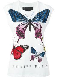 футболка 'Butterfly' Philipp Plein