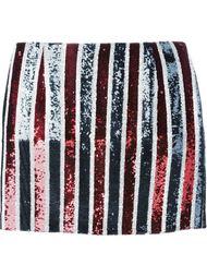 юбка с пайетками  Giamba