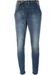зауженные джинсы  R13