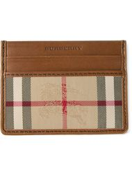 визитница 'Horseferry Check' Burberry