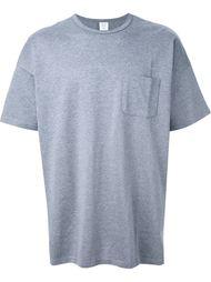 футболка с нагрудным карманом  Mr. Gentleman