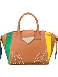декорированная сумка-тоут Sara Battaglia