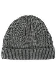 шапка-бини в рубчик  Cityshop