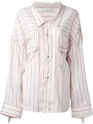 рубашка в полоску  Faith Connexion