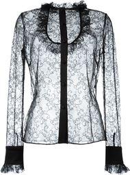 кружевная блузка Magda Butrym
