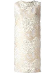 платье шифт из парчи  Ermanno Scervino