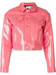 куртка 'PVC Blouson' Comme Des Garçons Girl