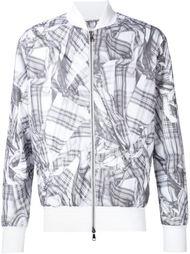 куртка-бомбер в клетку  Vivienne Westwood Man