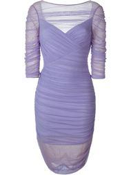 платье 'Tulle Bodycon'  Versace
