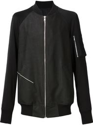 куртка-бомбер 'Disco'  Rick Owens