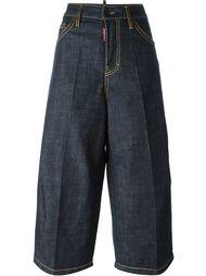 джинсовые кюлоты Dsquared2