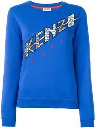 толстовка 'Kenzo Flash' Kenzo
