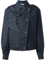 джинсовый пиджак в байкерском стиле J.W.Anderson