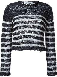 свитер в полоску  T By Alexander Wang