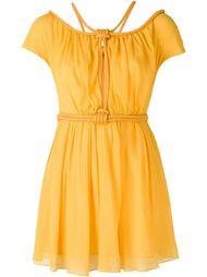 платье с вырезом лодочкой Jay Ahr