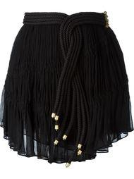 юбка с веревочной отделкой  Jay Ahr