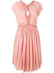 платье с декоративной веревкой Jay Ahr