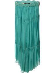 юбка с асимметричным подолом  Jay Ahr