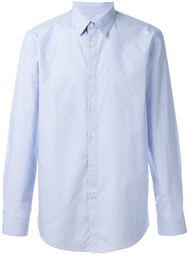 рубашка с вышивкой  Jil Sander