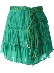 юбка с бахромой  Jay Ahr