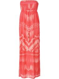 длинное платье 'Tahiti' Heidi Klein
