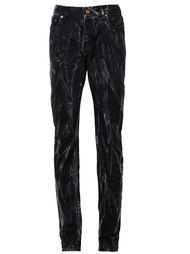 выбеленые джинсы  Saint Laurent