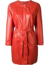 пальто с поясом  Sylvie Schimmel