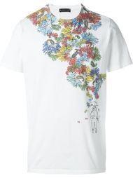 футболка с принтом Etro