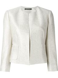 укороченный пиджак Tagliatore