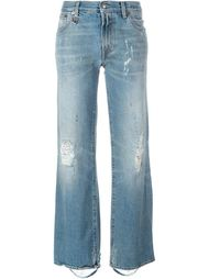 расклшенные джинсы 'Kilburn'  R13