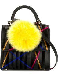 плиссированная маленькая сумка через плечо Les Petits Joueurs