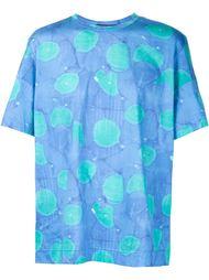 футболка 'Soda float' Issey Miyake Men