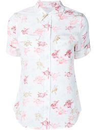 рубашка с цветочным принтом Equipment