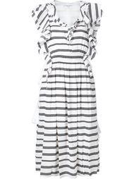 платье 'San Rafael' с рюшами Apiece Apart
