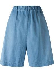 джинсовые бермуды Laneus