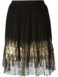 плиссированная юбка  Alberta Ferretti