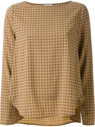 блузка с фулярным принтом Scanlan Theodore