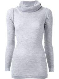 свитер с открытыми плечами Scanlan Theodore