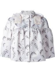 пиджак с укороченными рукавами Moncler Gamme Rouge